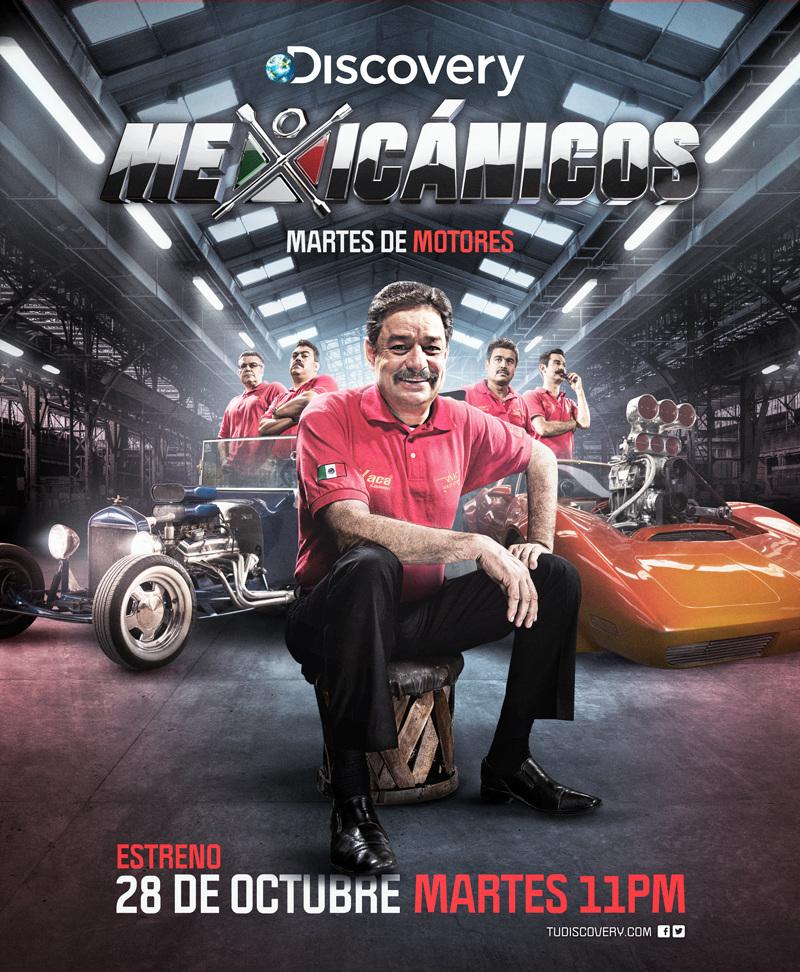 Capitulos de: Mexicánicos